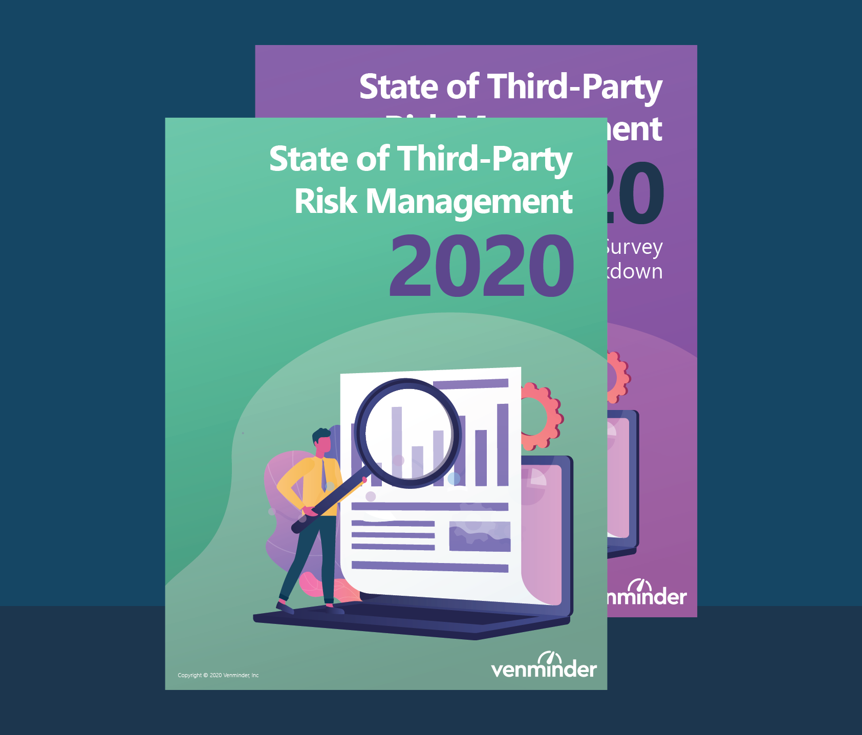 2020 state of third party risk management resources