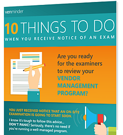 vendor management exam prep