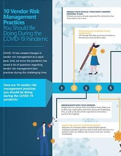 vendor management COVID-19 best practices