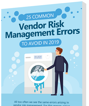 vendor risk management errors