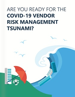 COVID-19 vendor risk management tsunami