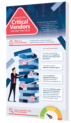 what is a critical vendor