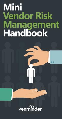 mini vendor risk management handbook