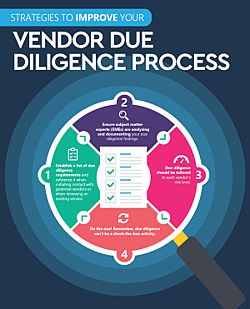 strategies of vendor due diligence process