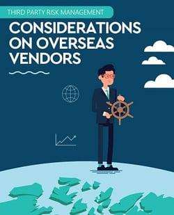 overseas vendors considerations