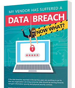 vendor data breach next steps