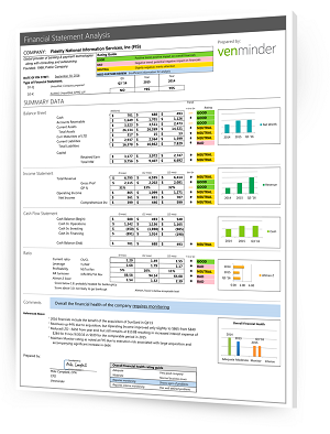 CU + Bank Download One Free Financial Analysis on Your Core Vendor