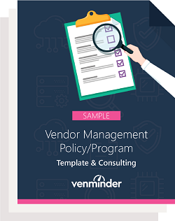 sample-vendor-policy-program-management