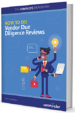 how to do vendor due diligence reviews