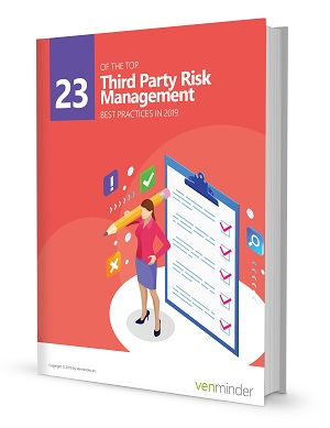 third party risk management best practices 2019