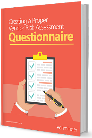 how to create a vendor risk assessment questionnaire