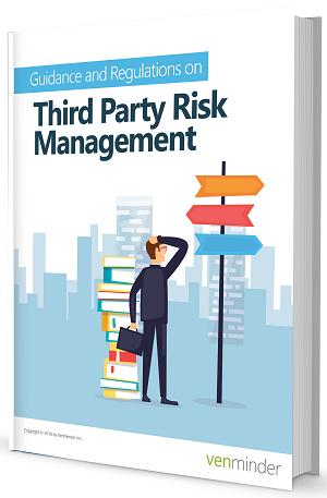 third party risk management regulatory guidance FFIEC OCC FDIC NCUA CFPB SEC