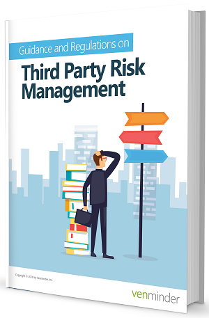 third party risk management regulatory guidance FFIEC OCC FDIC NCUA CFPB SEC