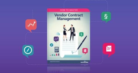 master vendor contract management