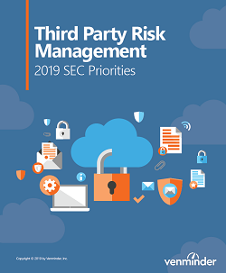 third party risk management sec priorities 2019