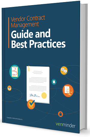 vendor contract management guide and best practices