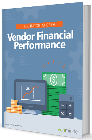 vendor financial performance risk management ebook