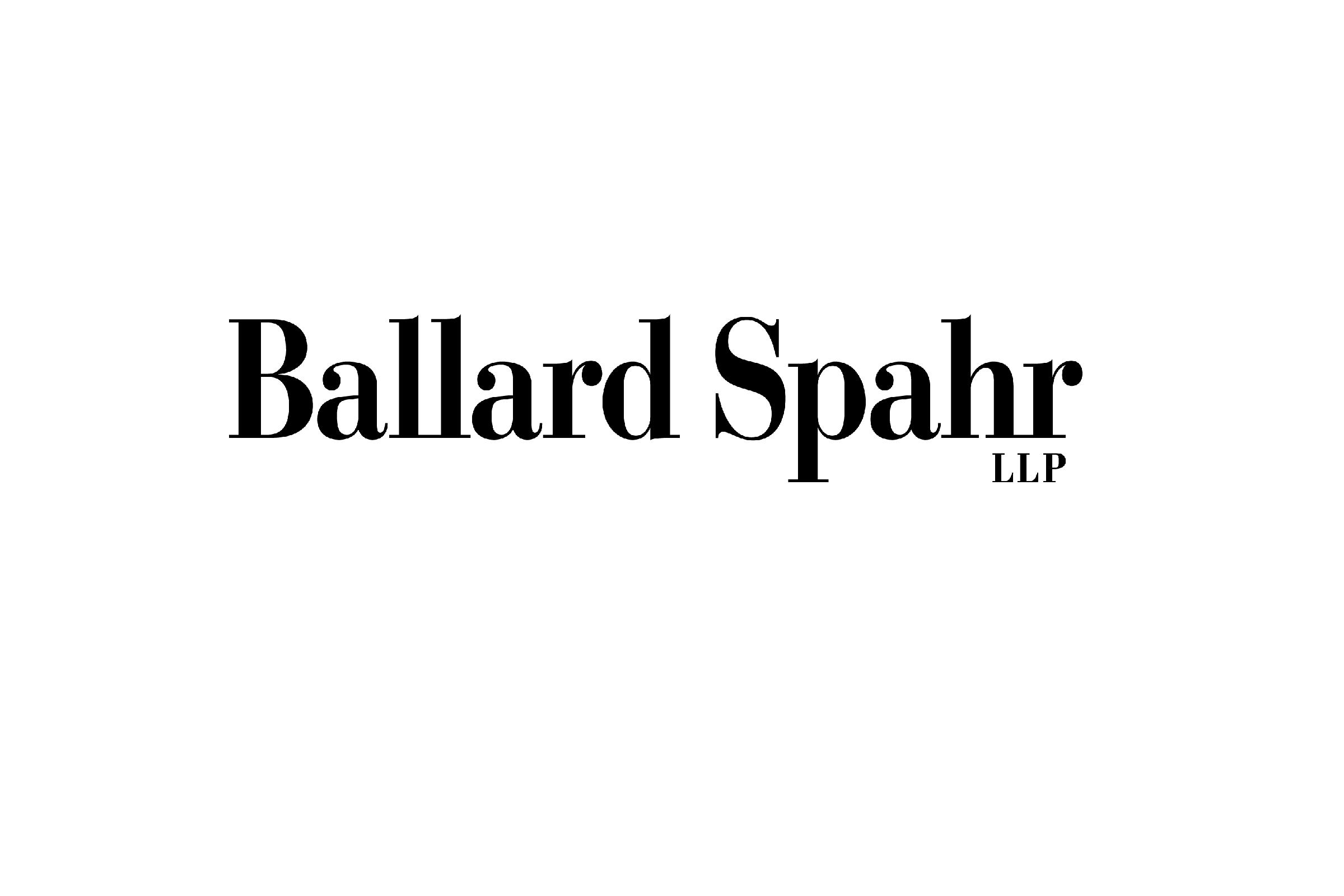 Ballard Spahr Risk Management of Third Party/Service Provider Relationships