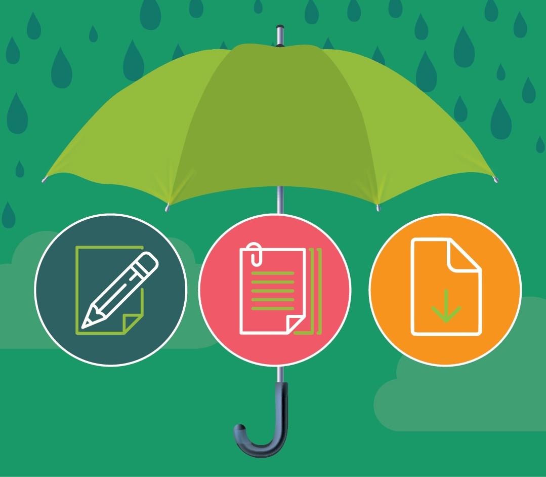 resources vendor management umbrella part one overview infographic
