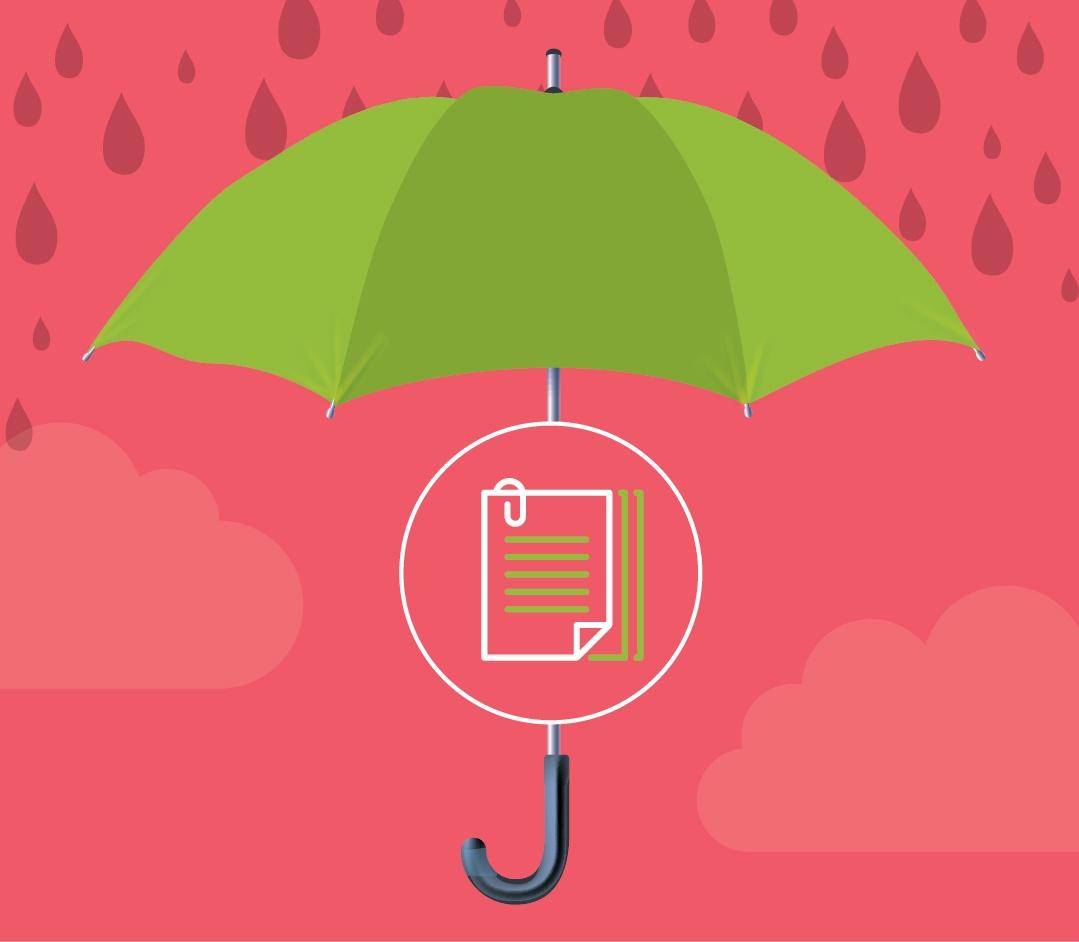 resources vendor management umbrella part three program infographic