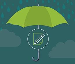 resources vendor management umbrella part two policy infographic