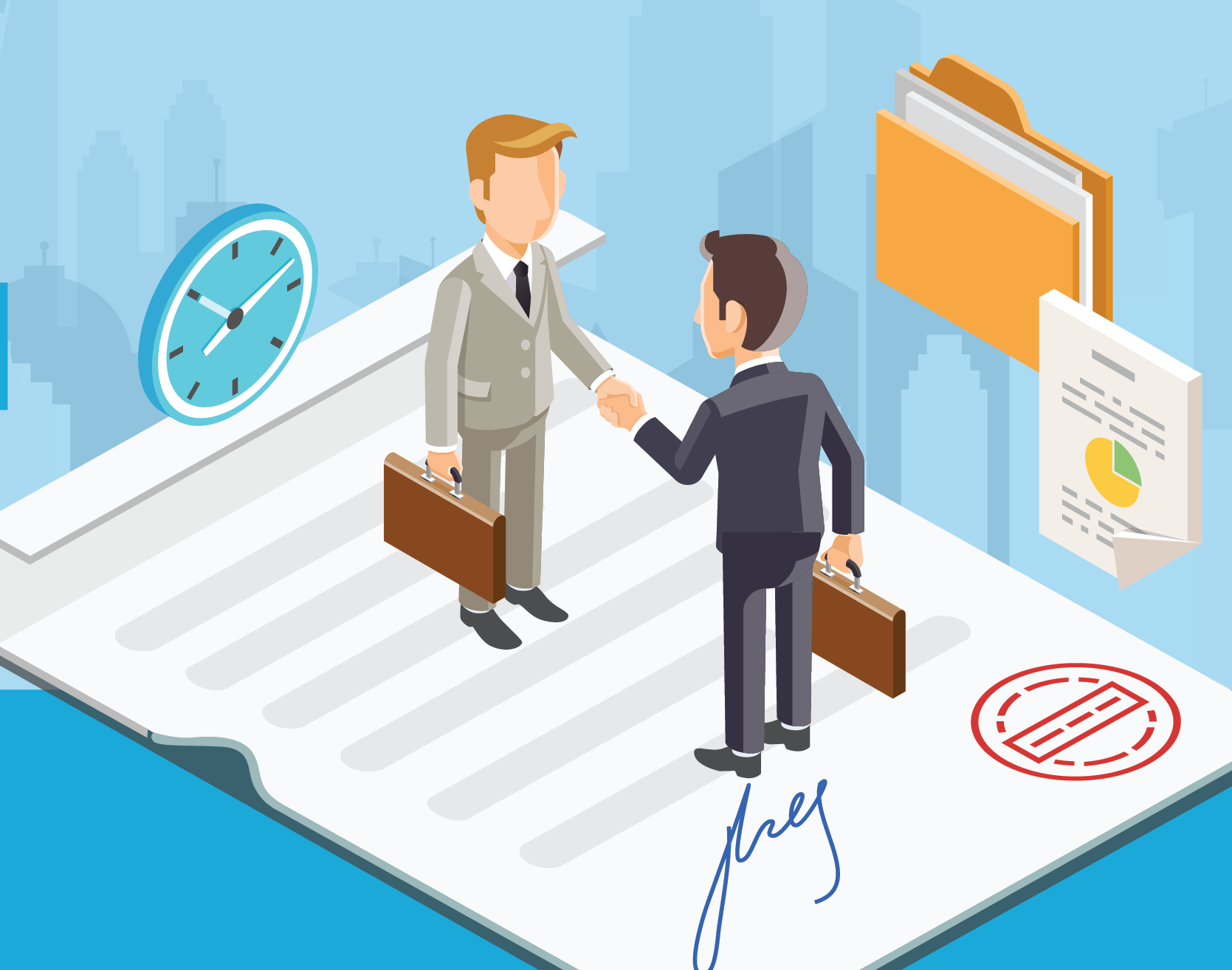 Venminder Infographic Vendor Vetting: 9 Considerations Before You Sign the Contract