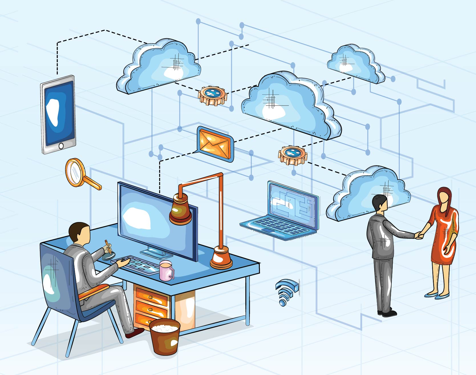 top 4 areas of vendor cybersecurity