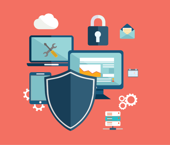 cyber security risk management example