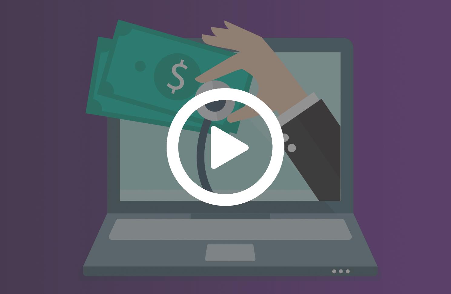 reviewing vendor's financial health