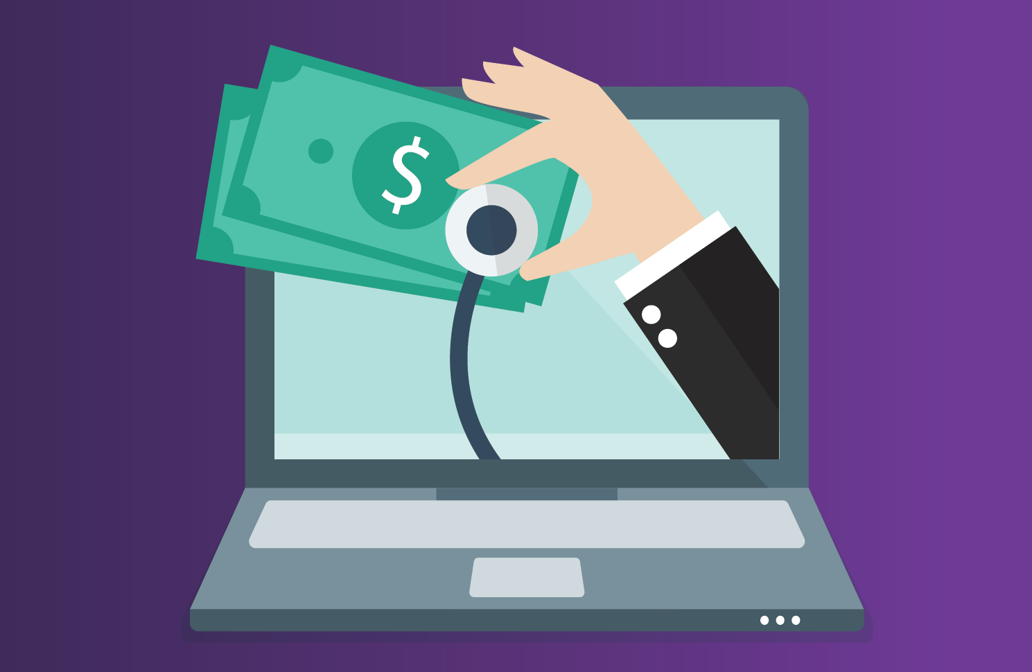 vendor financial statement analysis