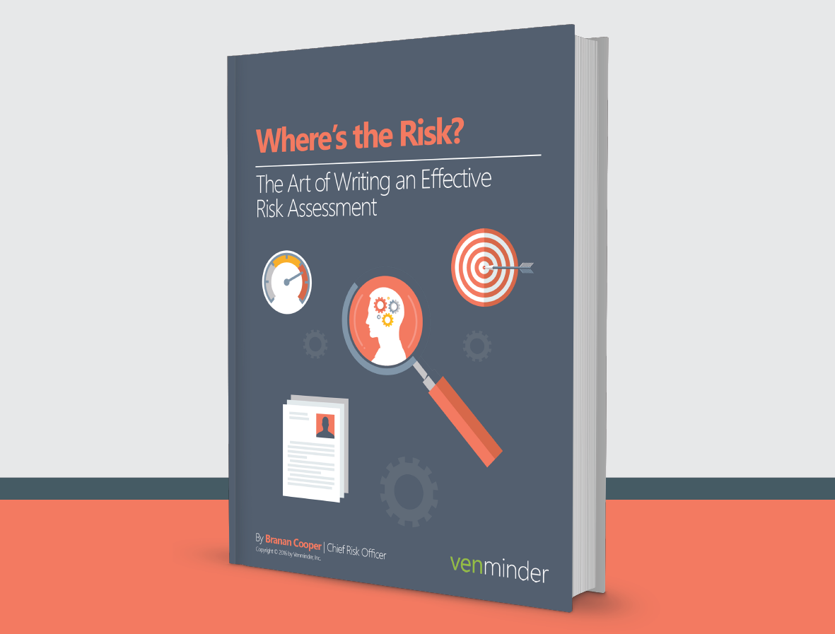 how to write a vendor risk assessment