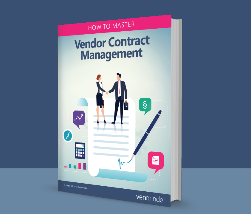 how to master vendor contract management