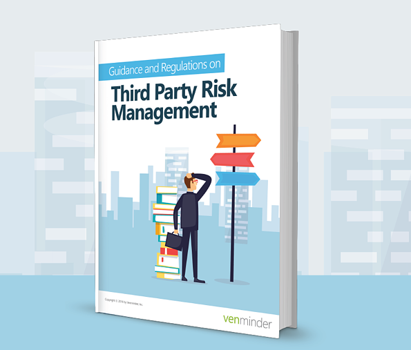 third party risk regulatory guidance