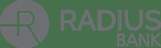 Radius Bank Logo - Venminder Client