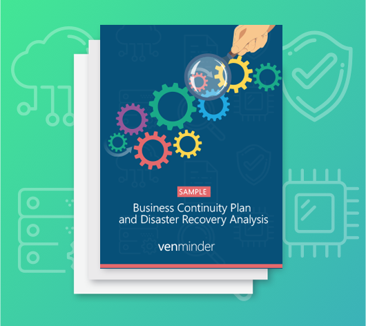 Business Continuity and Disaster Recovery Analysis Sample