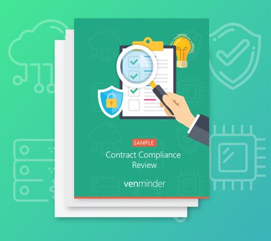 Vendor Contract Compliance Review