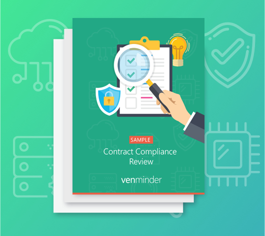 Vendor Contract Compliance Review