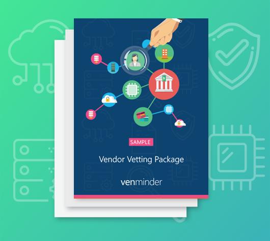 sample vendor vetting package
