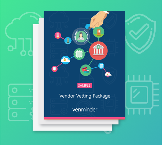 sample vendor vetting package