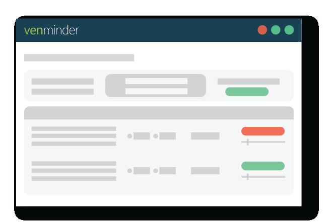 Venminder Software Feature Risk Assessment