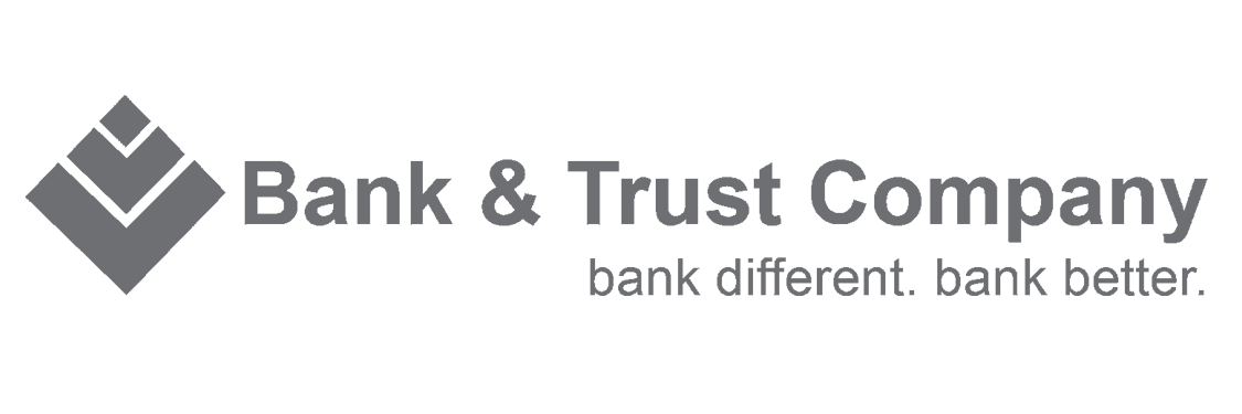 Bank & Trust Co - gray
