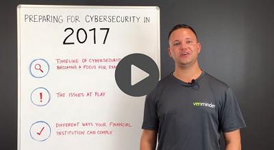 vendor cybersecurity in 2017