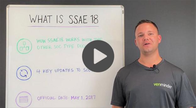 What is SSAE 18? Vendor Management