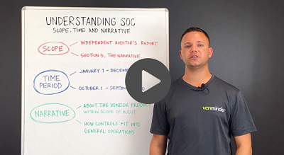 Understanding Vendor SOC Scope, Time and Narrative
