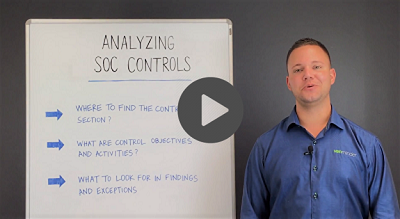 Analyzing SOC Controls vendor management video