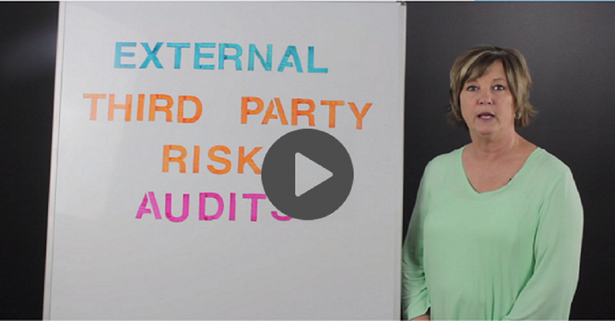 third party risk audit