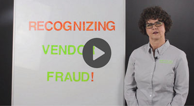 how to recognize vendor fraud