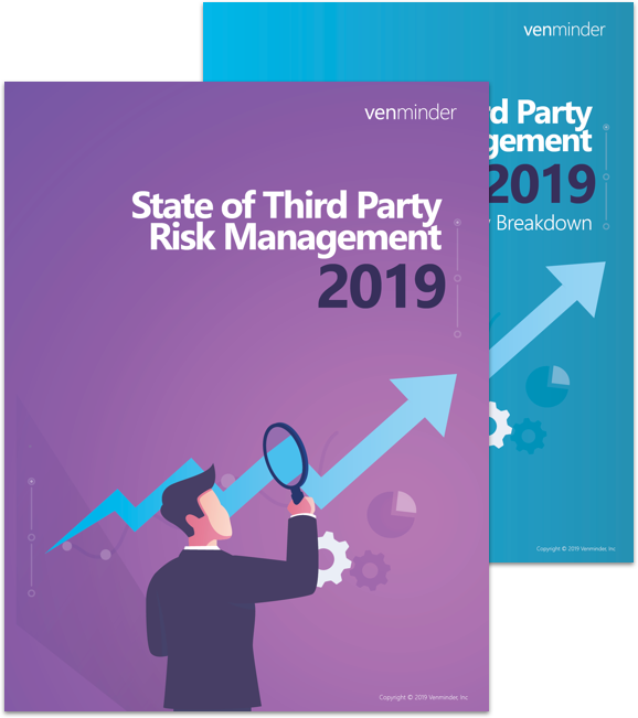 State of third party risk management 2019 ebook