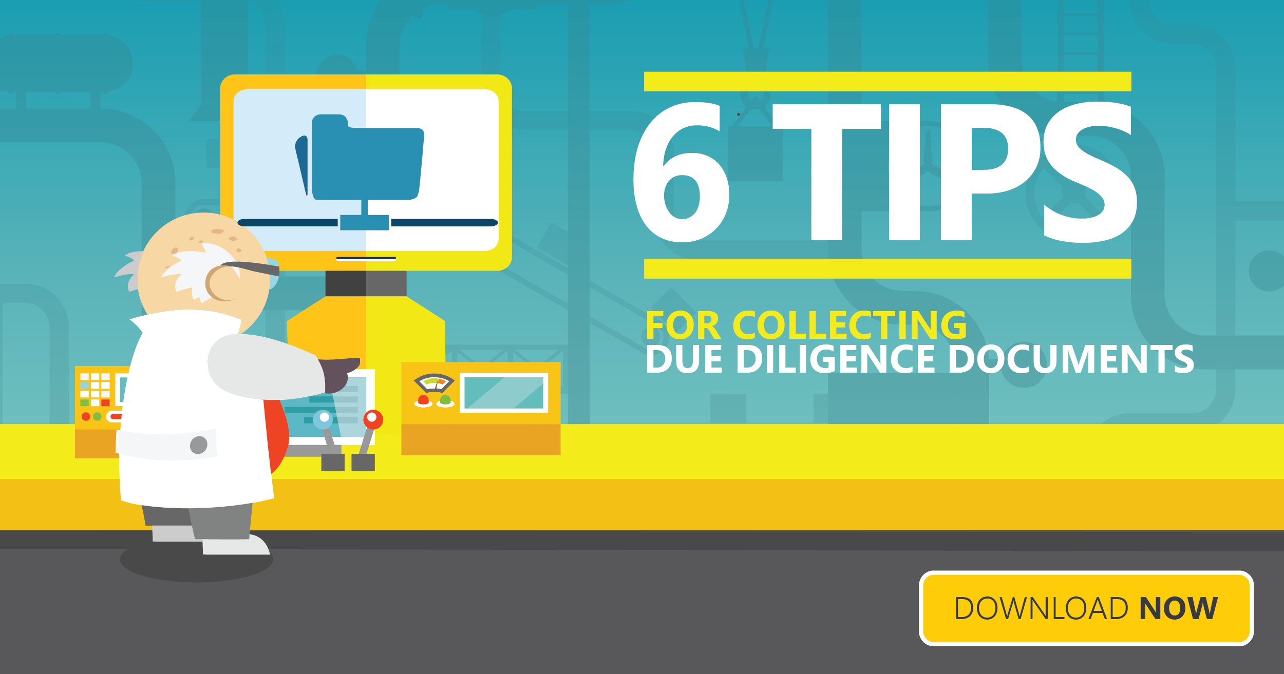 six tips for collecting due diligence documents in vendor management