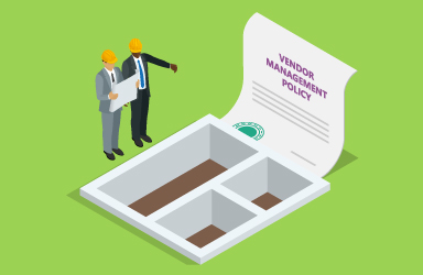 vendor management policy foundation for third-party risk